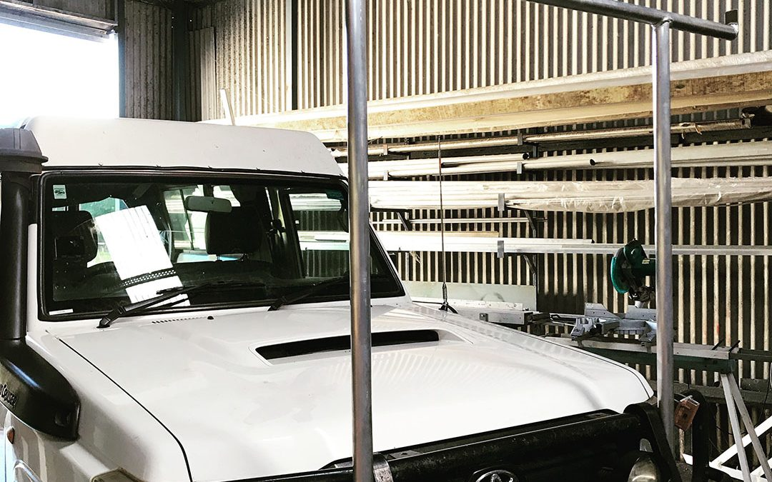 Customised Roof Racks